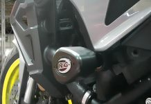 R&G Aero Frame Sliders