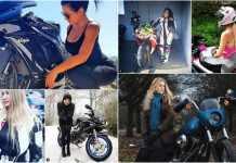 Top 10 bikerchicks