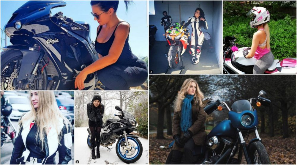 Top 10 Biker Chicks That You Should Be Following On Instagram