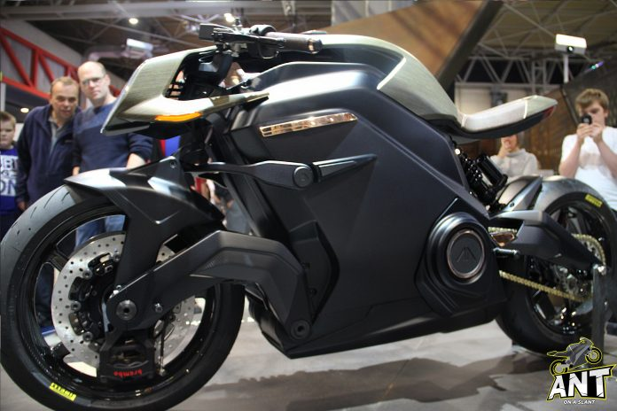Arc Vector Motorcycle