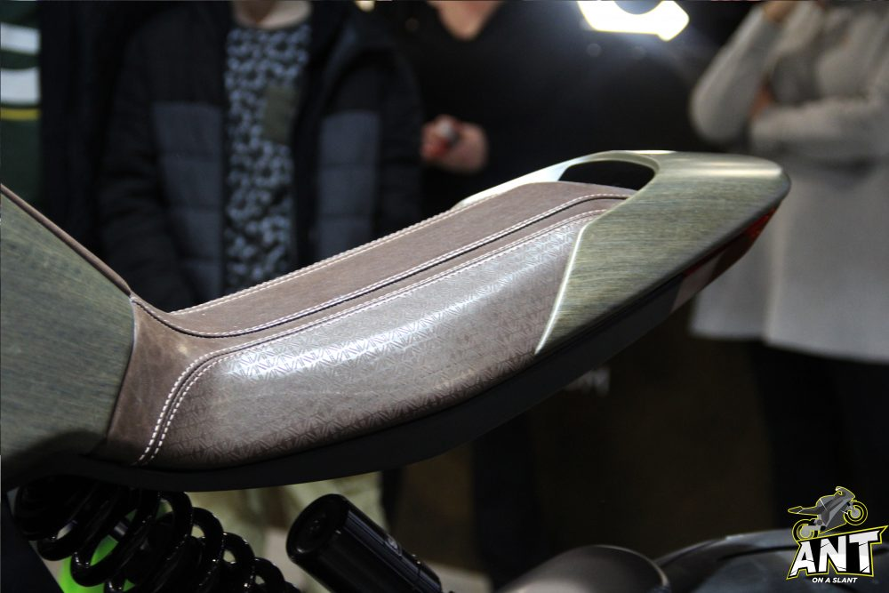 Arc Vector Motorcycle Seat