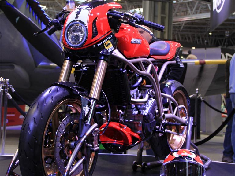 CCM Motorcycles Release New Foggy Edition Spitfire