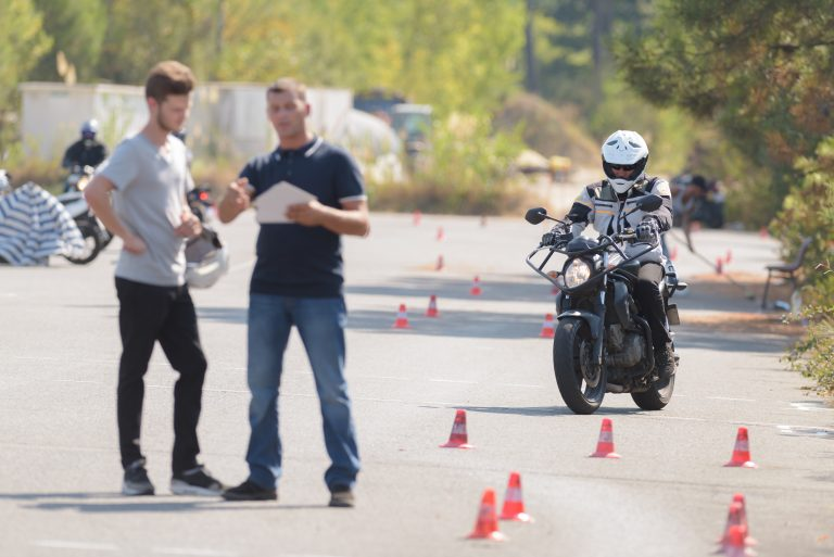 New Motorcycle test changes for 2019