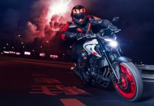 New 2020 Yamaha MT-03