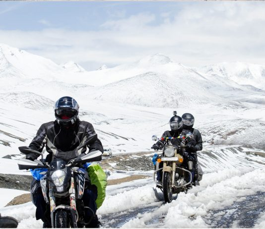 Winterproofing your motorcycle